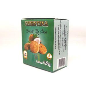 Biscuit Riz Coco Christina