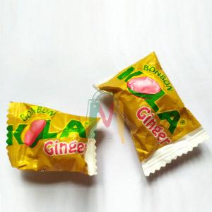 Bonbon Kola Ginger Chococam