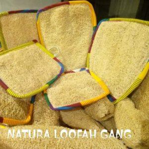 Natural loofah Gang