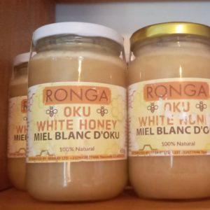 Miel Blanc d'Oku