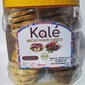 Kalé Biscuit Patate Choco