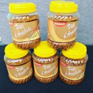 Pâte d'Arichide Mbiang
