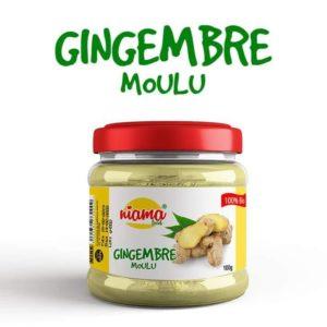 Gingembre Moulu.