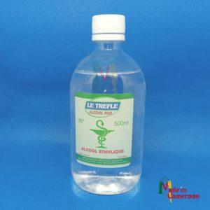 Le Trefle Alcool Ethylique 500 ml