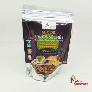 Mix de Fruits séchés Classic par la Case à Fruits