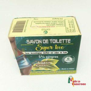 Savon de toilette Super Love de EMAUS Skin Care