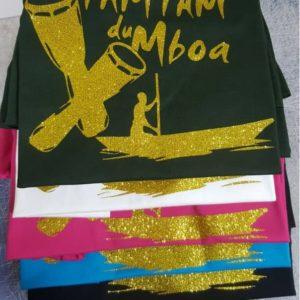 Tee Shirt Tamtam du Mboa