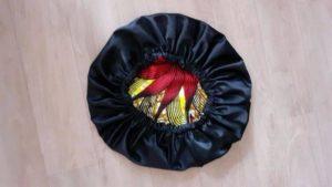 Bonnet en pagne par Mon accessoire Capillaire