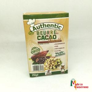 Authentic beurre de Cacao granulé