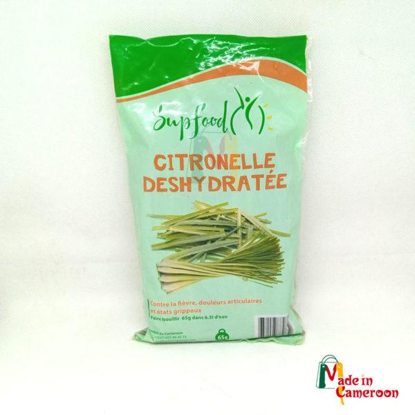 Citronelle Desydratée Supfood
