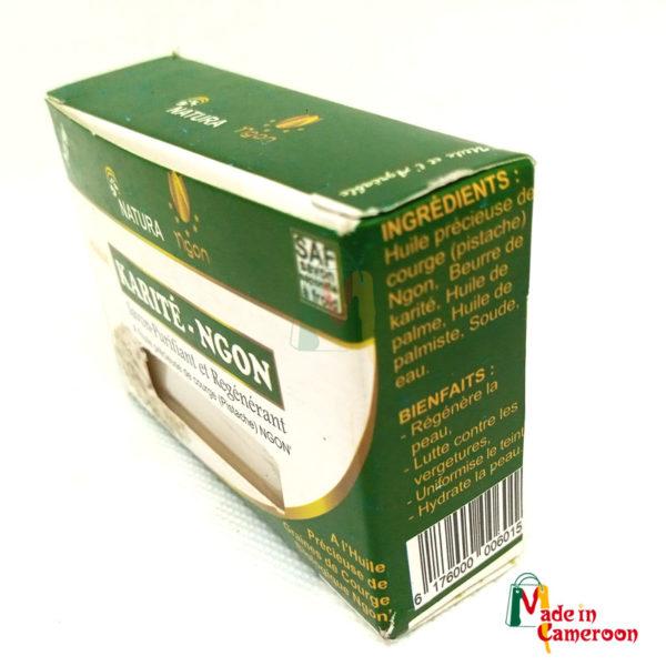 Karité Ngon - Savon purifiant2
