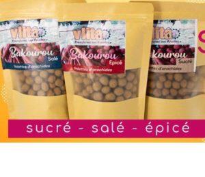 Bakourous croquettes d'arachide